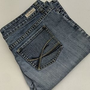 Womens Brody Jeans 36x31